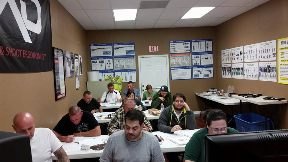 Class d unarmed 40 hour security officer training course florida security firearms training - Security officer training online ...